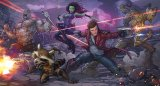 Guardians of the Galaxy Fan Art – Including One Star Wars Mashup[Geek]