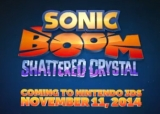 Sonic Boom: Shattered Crystal Trailer on 3DS[Video]