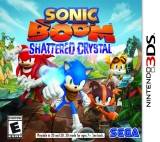Sonic Boom Hitting Stores November 11th for WiiU and 3DS