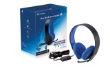 Sony's Silver Wired Headset Available Now for PS4, PS3, and PS Vita