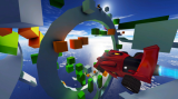 Jet Car Stunts Review on PlayStation3