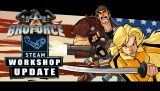 Broforce Update Brings New Bros, New Missions, Steam Workshop Support [Video]
