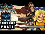 Broforce Update Brings New Bros, New Missions, Steam Workshop Support[Video]