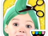 Toca Hair Salon Me Review on iOS