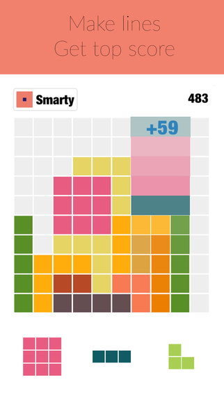 Block2Block Review on iOS – Like Tetris, but Not | The Gamer With Kids