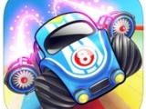 Rocket Cars Review – An Action Packed, One-Handed Racer[iOS]