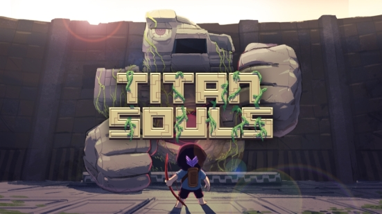 Titan Souls - Key Art
