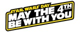 Happy Star Wars Day! May the 4th Be With You!