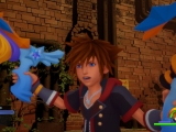 Two New Kingdom Hearts III Visuals