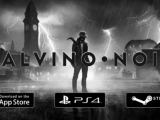 Calvino Noir Available Today for PlayStation®4, iOS and Steam [Video]