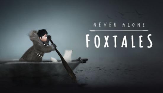 NeverAloneFoxtalesLogo