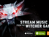 The Witcher Series Soundtracks Available Now on Spotify, Apple Music, Google Play Music, andOthers