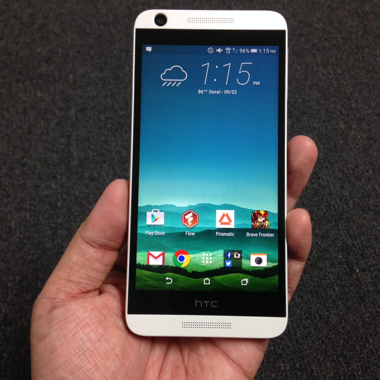 At Amp T Htc Desire 626 Hardware Review The Gamer With Kids