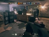 Tom Clancy's Rainbow Six Siege Closed Beta Gameplay on the PS4 [Video]