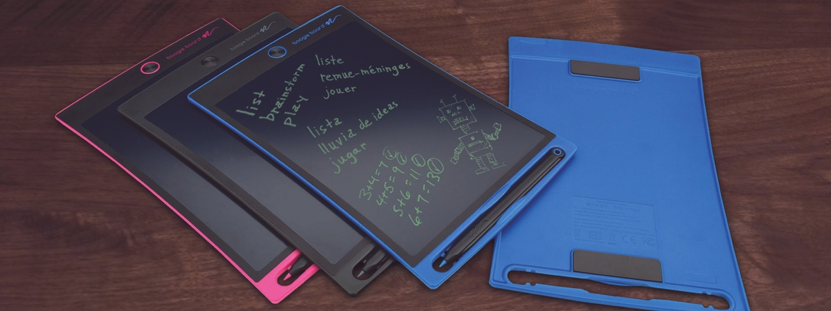 Boogie Board Jot 4040 EWriter Review The Gamer With Kids Gorgeous Boogie Board Memo