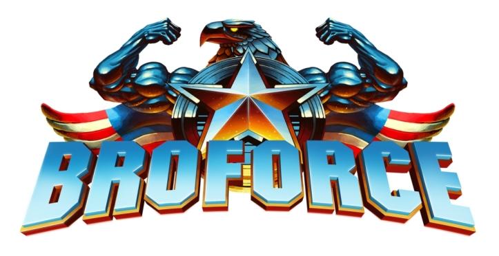 Broforce-Logo