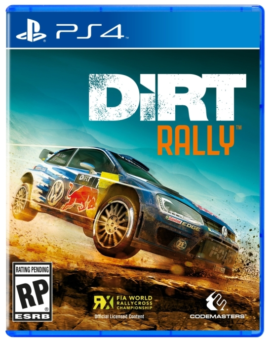 DiRT_RALLY PS4 FOB
