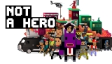 Not A Hero Review – Roll7 Has Outdone Themselves, Again[PS4]