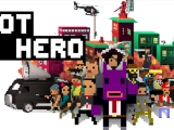 I Play 45 Minutes of Not A Hero on PS4 [Video]
