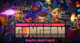 Enter the Gungeon Launch Trailer – Arriving April 5th onPS4/PC
