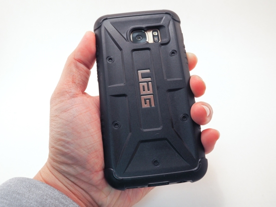 new styles 48c6a a95df Urban Armor Gear Samsung Galaxy S7 Case Review | The Gamer With Kids