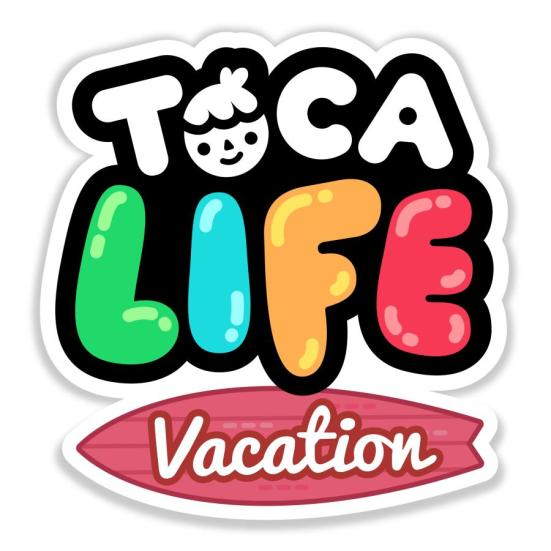 Toca Life Vaction Logo