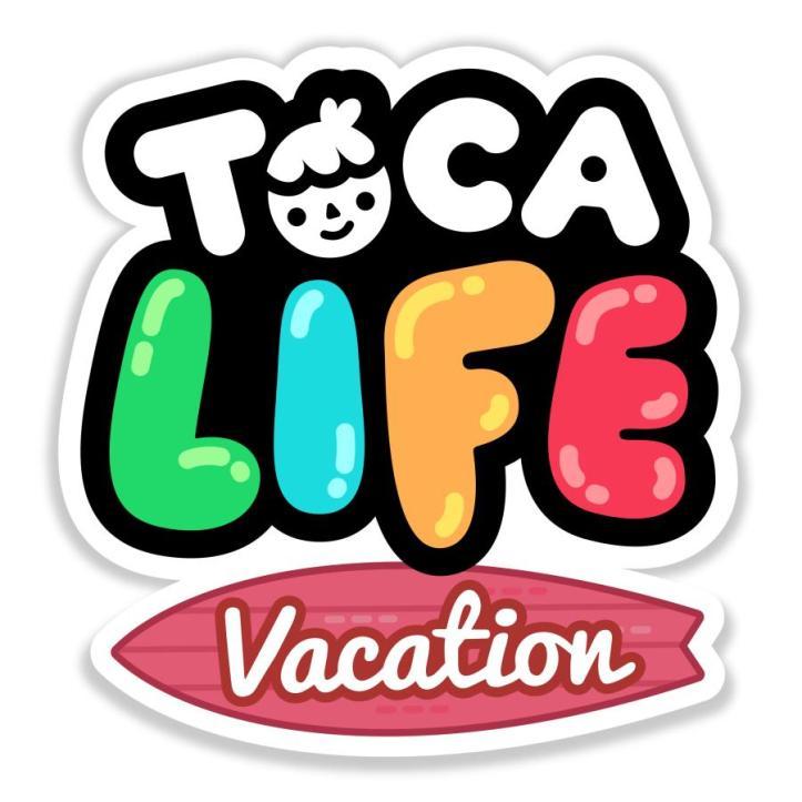 Toca Life Vaction Logo