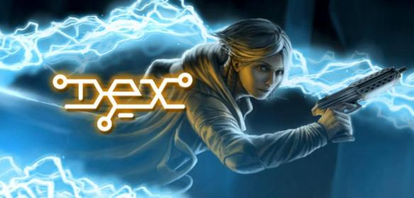 "Indie Cyberpunk RPG ""Dex"" Now Available on PS Vita 