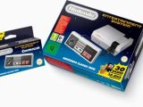 """Nintedo Classic Mini is a Tiny NES – Comes Preloaded with 30 """"Classic"""" Games"""