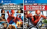 Marvel: Ultimate Alliance and Marvel: Ultimate Alliance 2 Coming to PS4 on July28th