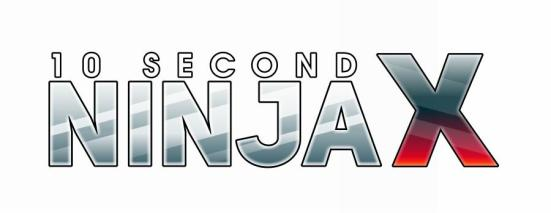 10SecondNinjaX_Logo