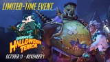Halloween Themed Event Happening Right Now in Overwatch | Trailer