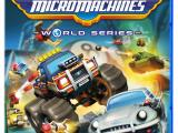 Micro Machines World Series Announced – Coming April 2017 |Trailer