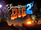 SteamWorld Dig 2 Announced for PlayStation 4 and Vita – Coming September 26th