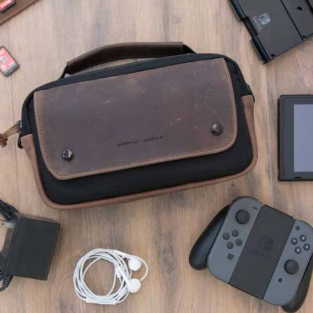 WaterField Arcade Gaming Case for Nintendo Switch