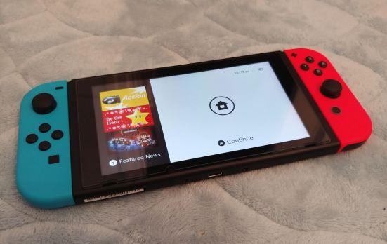 Nintendo Switch Tech Armor Screen Protector