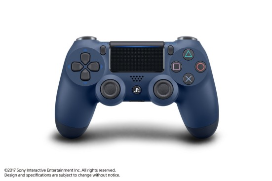 Dual Shock 4 Midnight Blue
