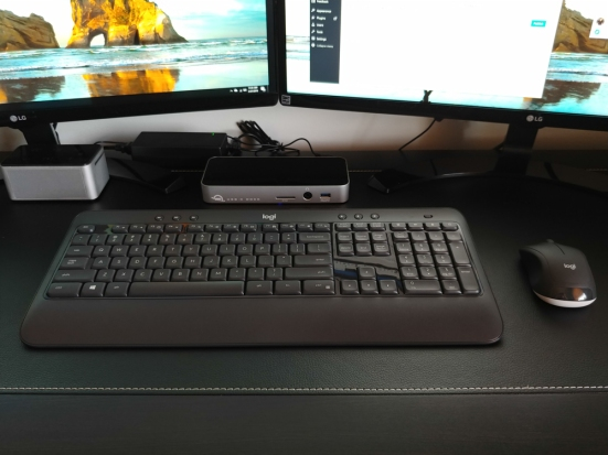Logitech MK540 Advanced Keyboard & Mouse Combo