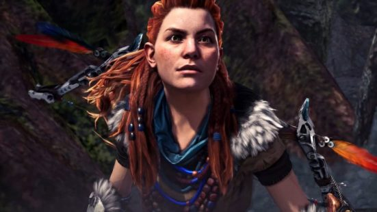 Horizon Zero Dawn Monster Hunter