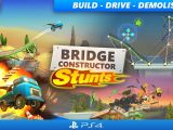 Bridge Constructor Stunts – First 20 Minutes of Gameplay & Impressions | PS4