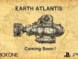 Indie Shooter, Earth Atlantis Coming to PlayStation 4