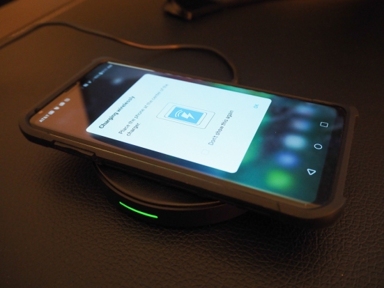iClever Fast Wireless Charger
