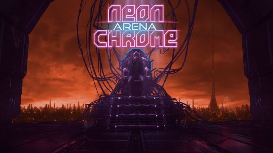 Neon Chrome Arena