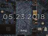 HTC Announcing New Smartphone on 05.23.2018