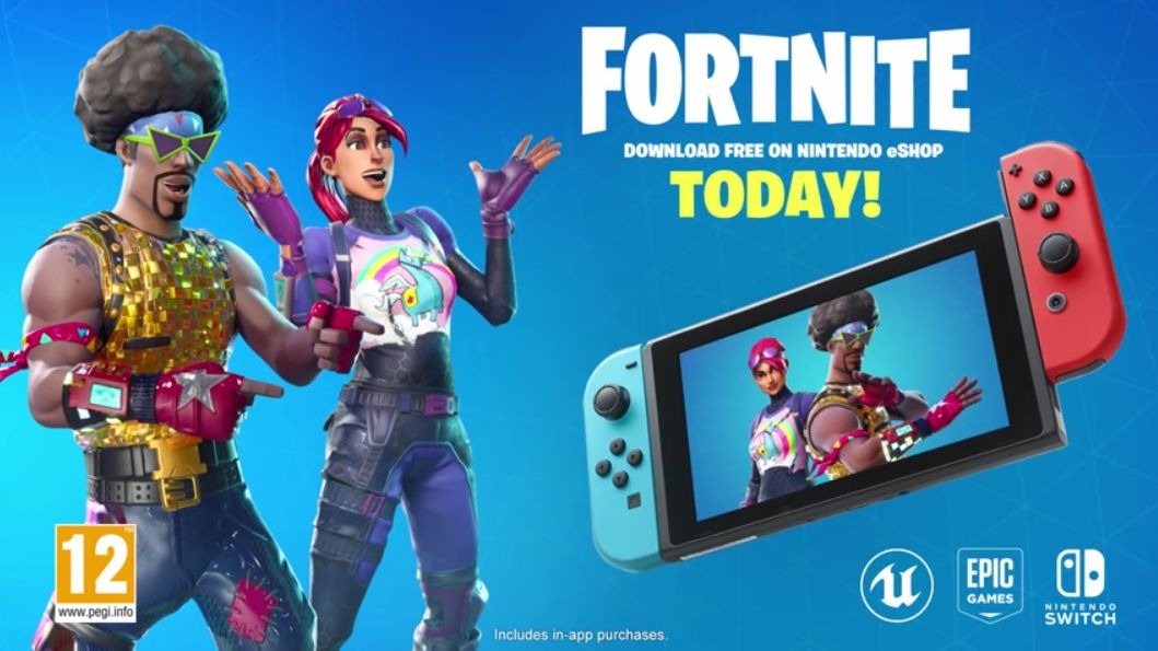 how to get your gamechat on fortnite nintendo switch