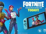 E3 2018 | Get Fortnite TODAY for Free on Nintendo Switch!