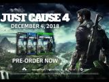 E3 2018 | Just Cause 4 Gameplay Trailer