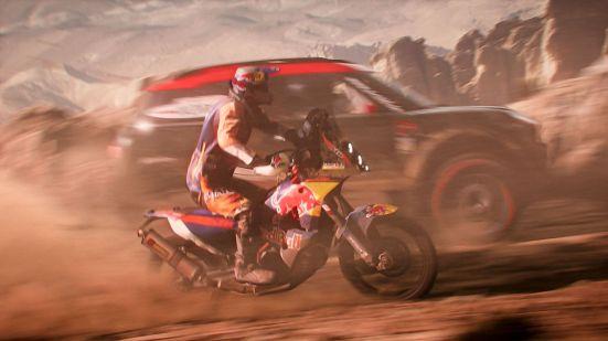 Rally Sim DAKAR 18