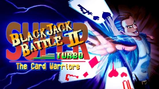 Super Blackjack Battle II Turbo Edition
