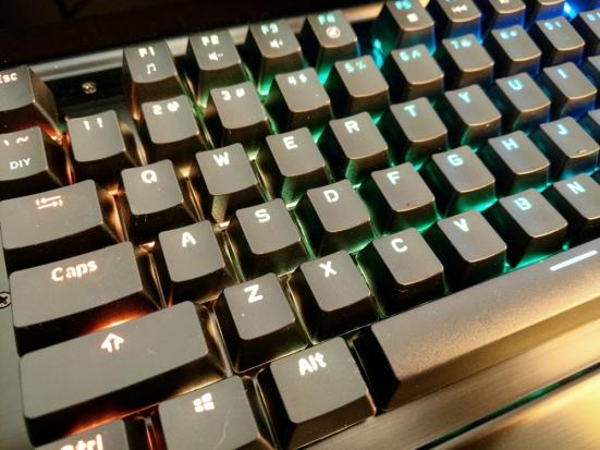 Kaliber Gaming HVER PRO RGB Mechanical Gaming Keyboard